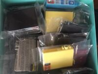 Epson Compatible Inks- approx 20- free to collector