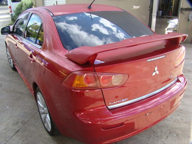 2008 Mitsubishi Lancer Fuse Box