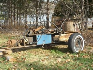 Wood Splitter (PTO)