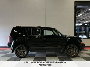 2017 Jeep Patriot 75th Anniversary, Leather, Sunroof,Heated Seat