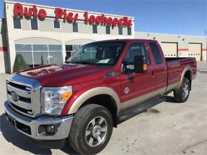 2014 Ford F-350 Lariat Diesel 6.7Litres  4X4 Boite longue GPS