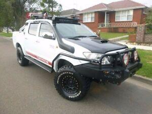 FINANCE FROM $135 PER WEEK- 2010 TOYOTA HILUX KUN26R AUTO LOAN Parramatta Parramatta Area Preview