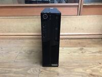 Lenovo ThinkCentre M90 Core i3-530 CPU 2.93GHz 4GB RAM 250GB HDD Win 7 Pro