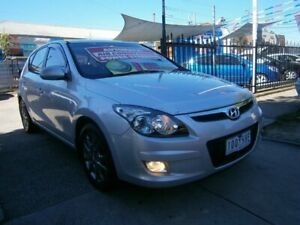 2011 Hyundai i30 FD MY11 SX 4 Speed Automatic Hatchback Preston Darebin Area Preview