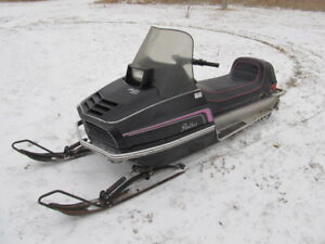 1976 Arctic Cat Panther 500cc with electric start
