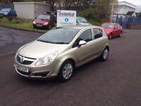 Vauxhall Corsa 1.2 i 16v Club 5dr, FSH, 1 Lady Owner from New, MOT till JUNE 18,