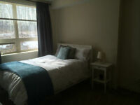 Furnished Room for Rent in 2 Bedroom Condo