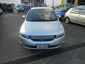 2008 Honda Odyssey 20 MY06 Upgrade Luxury Silver 5 Speed Sequential Auto Wagon Greenslopes Brisbane South West Preview