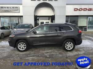 2014 Jeep Cherokee North WITH REMOTE START AND BACKUP CAMERA