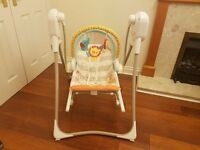 Fisher Price 3-in-1 Swing Chair