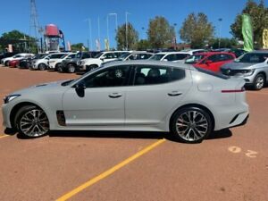 2018 Kia Stinger CK MY18 330Si Fastback Grey 8 Speed Sports Automatic Sedan Melville Melville Area Preview