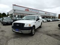 2008 Ford F150 REGULAR CAB,CERTIFY 3 YEARS P-T WARRANTY AVAILABL