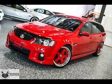 FROM $73 PER WEEK RED 2012 HOLDEN COMMODORE OMEGA VE II MY12.5 SW Mount Gravatt Brisbane South East Preview