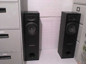 100W KEF Celestion Stereo Speakers - Heathrow