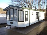 2007 Willerby Aspen 37 x 12ft 2 Bed For Sale On Riverside Rothbury