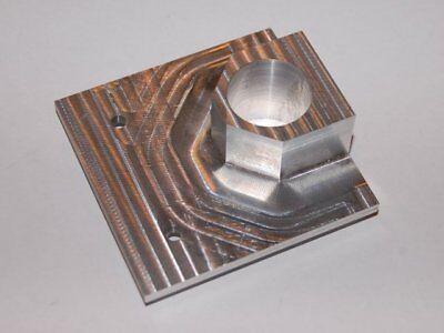 Cnc Quick Change Torch Holder - Fits Plasmacam Miller