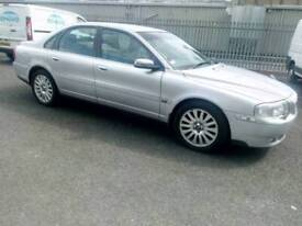 Volvo S80 D5 Se Luxury Automatic Full leather heated seat superb drives