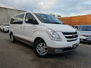 2011 Hyundai iMAX TQ MY11 White 4 Speed Automatic Wagon Osborne Park Stirling Area Preview
