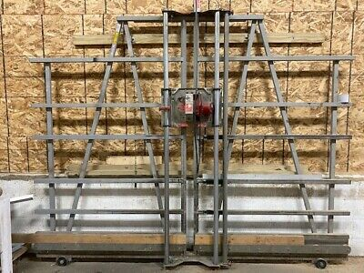 Panel Saw Vertical Wall Mount