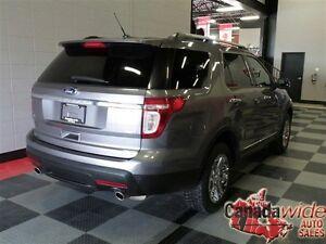2013 Ford Explorer XLT,AWD,3RD ROW, EASY FINANCE,DRIVE AWAY TODA Edmonton Edmonton Area image 5