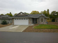 Detached rancher at Desert Cove Estates in Vernon, BC