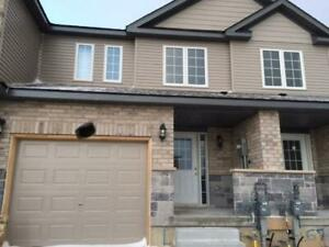 Gorgeous, Brand New, 3 Bedroom Town House in Paris, ON for rent