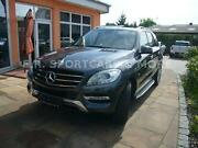 Mercedes-Benz ML350CDI BlueTEC Sport  Airmatic E6  Face Lift