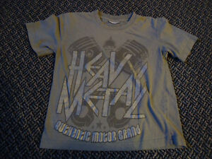 Boys Size 6X Short Sleeve Heavy metal T-Shirt Kingston Kingston Area image 1