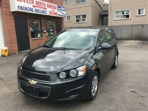 2014 Chevrolet Sonic LS,LOW LOW KM