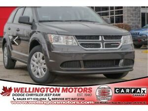 2018 Dodge Journey CVP/SE / Previous Demo / Warranty ....