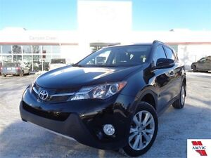 2015 Toyota Rav4 Limited Edition AWD ONE OWNER REMOTE START