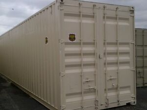 We deliver 40ft steel sea storage shipping containers Cambridge Kitchener Area image 7
