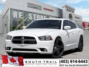 '13 Dodge Charger SXT- Aftermarket RIMS, BluTooth, BigScrn +more