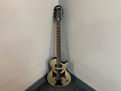 Epiphone Les Paul Baritone Iron Cross Electric Guitar - USED CONDITION!!!