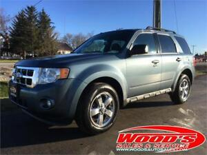 2012 FORD ESCAPE XLT 4X4 **SOLD**