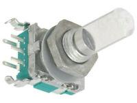 24 5VDC 5mA AL 2X EC12E24204A9 Encoder inkremental THT 24Impulse//Umdrehung Pos