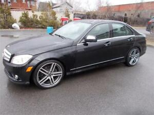 "2009 Mercedes-Benz C-300 4Matic Sport-Pack ""Mags 19"""