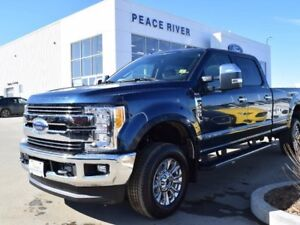 2017 Ford F-250 Lariat 4x4 SD Crew Cab 8 ft. box 176 in. WB