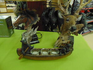 Deer and Horse Lamps for Sale London Ontario image 1
