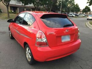 2007 Hyundai Accent 1.6 E-Tested and Safety Coupe (2 door)