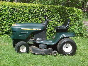 LOOKING FOR A RIDING LAWNMOWER