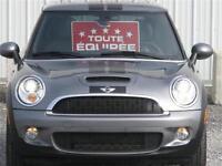 2009 MINI COOPER S 6 VIT***61 000 km***FULL EQUIPEE/CUIR/TOIT***