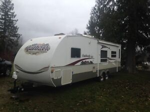 30 foot keystone outback trailer 30RLS model