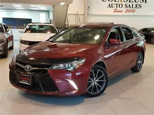 2015 Toyota Camry XSE NAVIGATION-CAMERA-LEATHER-ROOF-ALLOYS-1 OW