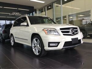 2012 Mercedes-Benz GLK-CLASS GLK350 4MATIC/ACCIDENT FREE/LEATHER