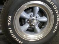 American Racing Torque Thrust Wheels