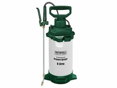 Professional Sprayer with Viton� Seals 8L FAISPRAY8HD