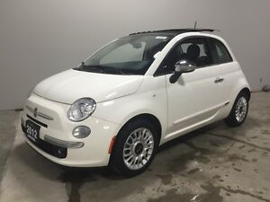 2012 FIAT 500 Lounge ***FINANCING AVAILABLE***