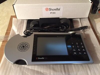 Shoretel Ip655 Refurbished   Buy 5 Get 1 Free