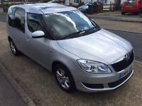 Skoda Roomster 1.2 TSI SE 5dr LOW MILEAGE, 1 OWNER 2014 (14 reg), MPV